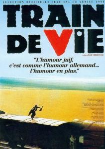 """Affiche du film """"Train de vie"""""""