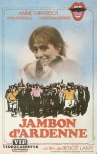 """Affiche du film """"Jambon d'Ardenne"""""""