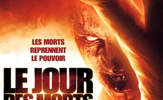 """Affiche du film """"Le Jour des morts"""""""