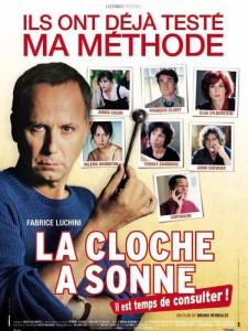 """Affiche du film """"La Cloche A Sonné"""""""