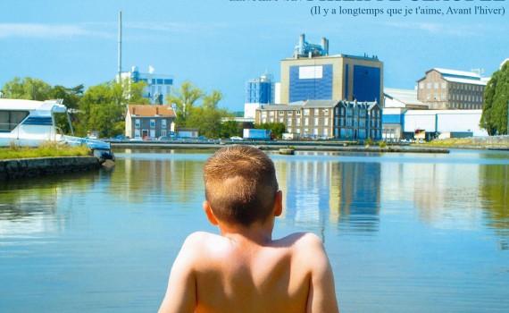"""Affiche du film """"Une enfance"""""""