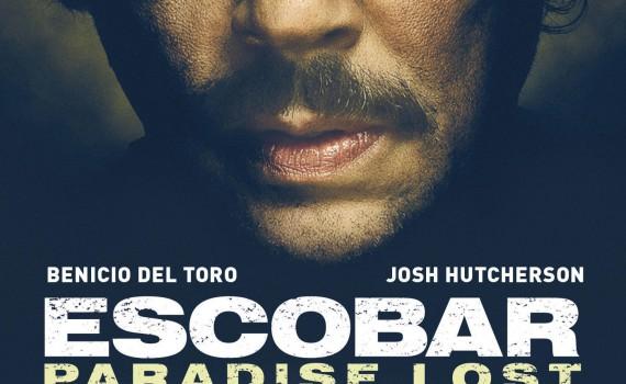 """Affiche du film """"Escobar: Paradise Lost"""""""