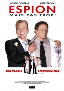 """Affiche du film """"Espion mais pas trop !"""""""