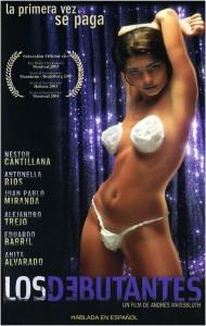 """Affiche du film """"Los debutantes"""""""