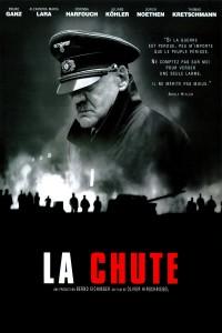 """Affiche du film """"La chute"""""""