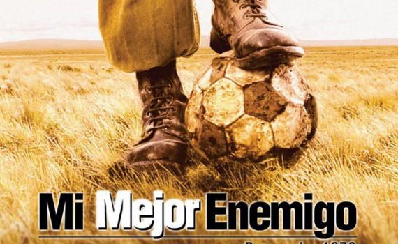 "Affiche du film ""Mi mejor enemigo"""