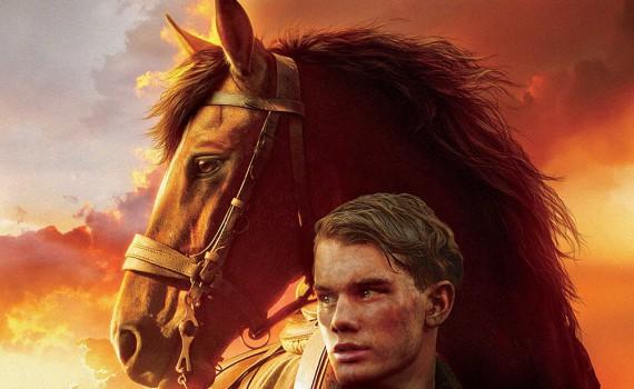"""Affiche du film """"Cheval de guerre"""""""