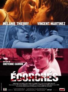 """Affiche du film """"Écorchés"""""""