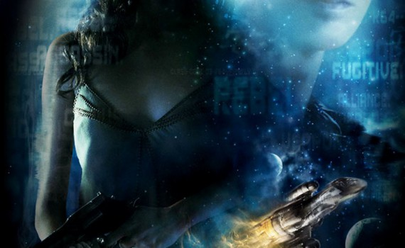 """Affiche du film """"Serenity - l'ultime rébellion"""""""