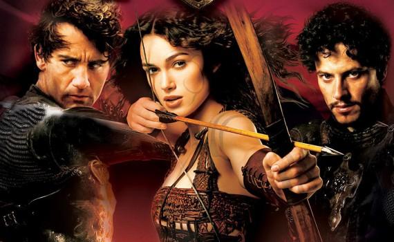 """Affiche du film """"Le Roi Arthur"""""""