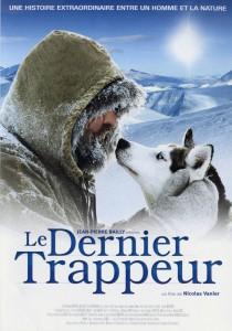 """Affiche du film """"Le Dernier Trappeur"""""""