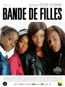 """Affiche du film """"Bande de filles"""""""