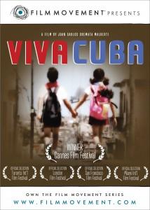 """Affiche du film """"Viva Cuba"""""""