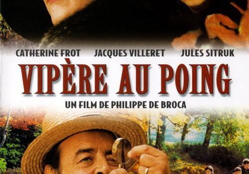 """Affiche du film """"Vipère au poing"""""""