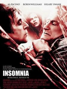 """Affiche du film """"Insomnia"""""""