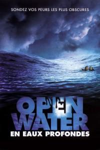 """Affiche du film """"Open water : en eaux profondes"""""""