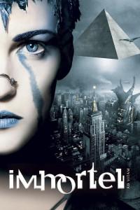 "Affiche du film ""Immortel (ad vitam)"""
