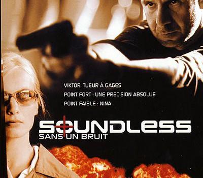 """Affiche du film """"Soundless : Sans un bruit"""""""