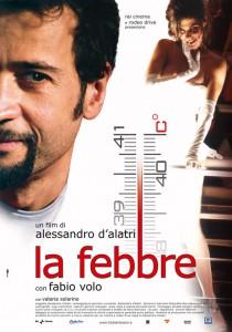 """Affiche du film """"La febbre"""""""