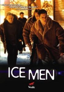 "Affiche du film ""Ice Men"""