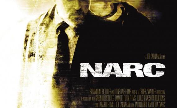 "Affiche du film ""Narc"""