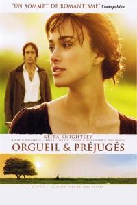 """Affiche du film """"Orgueil & préjugés"""""""
