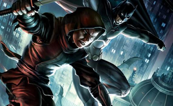 """Affiche du film """"Le fils de Batman"""""""
