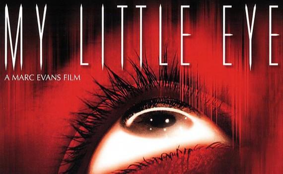"Affiche du film ""My Little Eye"""