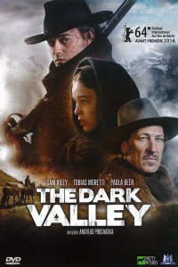 """Affiche du film """"The Dark Valley"""""""