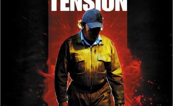 """Affiche du film """"Haute tension"""""""