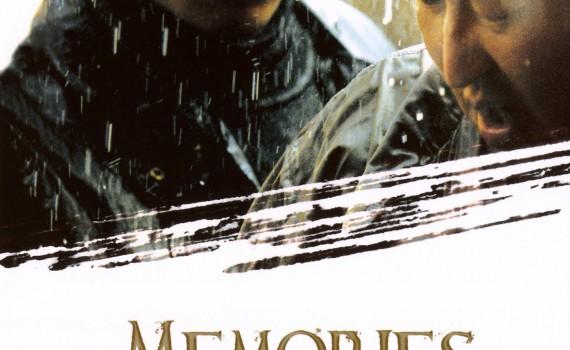"""Affiche du film """"Memories Of Murder"""""""