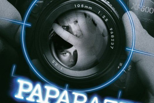 """Affiche du film """"Paparazzi"""""""