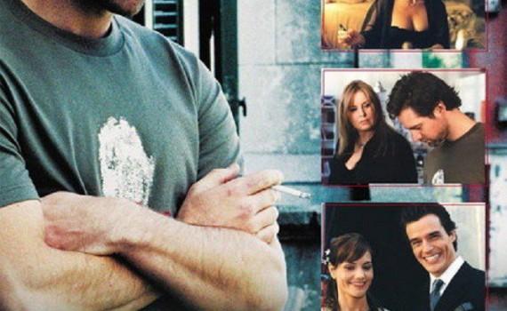 """Affiche du film """"Testosterone"""""""
