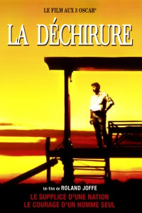 """Affiche du film """"La Déchirure"""""""