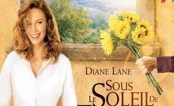 """Affiche du film """"Sous le soleil de Toscane"""""""