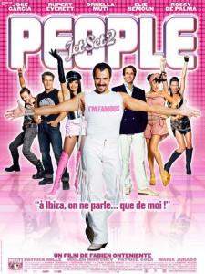 """Affiche du film """"People Jet set 2"""""""