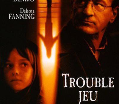 """Affiche du film """"Trouble Jeu"""""""