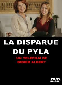 """Affiche du film """"La disparue du Pyla"""""""