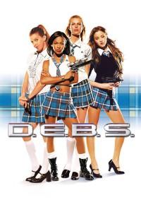 """Affiche du film """"D.E.B.S."""""""