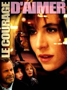 """Affiche du film """"Le courage d'aimer"""""""