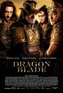 """Affiche du film """"Dragon Blade"""""""