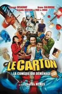 """Affiche du film """"Le Carton"""""""