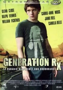 """Affiche du film """"Génération RX"""""""