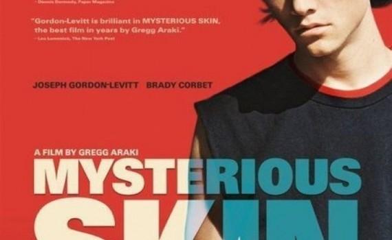 "Affiche du film ""Mysterious Skin"""
