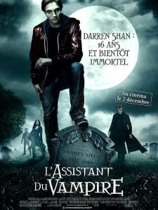 """Affiche du film """"L'Assistant Du Vampire"""""""