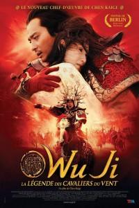 """Affiche du film """"Wu Ji : La Légende des cavaliers du vent"""""""