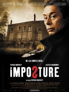 "Affiche du film ""Imposture"""