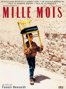 """Affiche du film """"Mille Mois"""""""