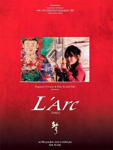 """Affiche du film """"L'Arc"""""""