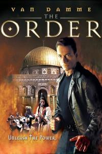"""Affiche du film """"The Order"""""""